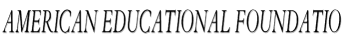 American Educational Foundatio image