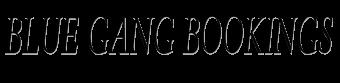 Blue Gang Bookings image