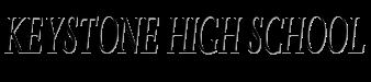 Keystone High School image